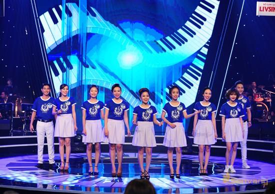 9 gương mặt xuất sắc của vòng Chung kết Tiếng hát truyền hình 2015