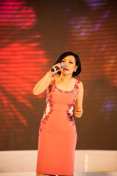 Ca sĩ Phương Thanh ngày càng xinh đẹp hơn.