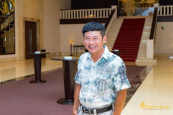 Diễn viên Tấn Beo
