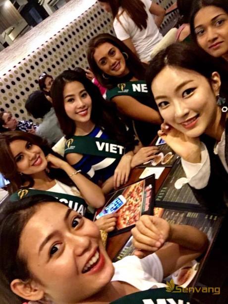 """Nam Em được dự đoán sẽ """"làm nên chuyện"""" tại Hoa hậu Trái đất 2016"""