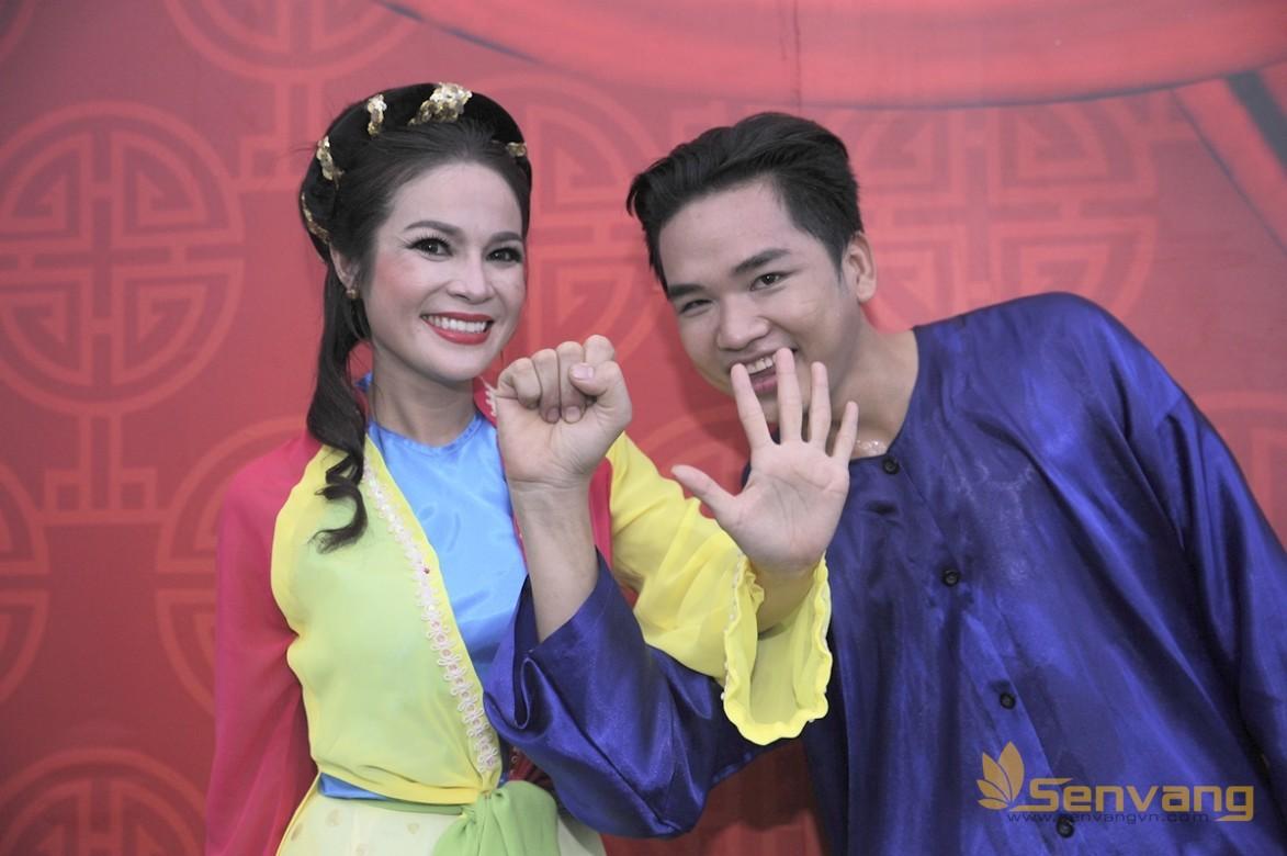 7. NSƯT Lê Hồng Thắm – Nam Thanh Phong -2
