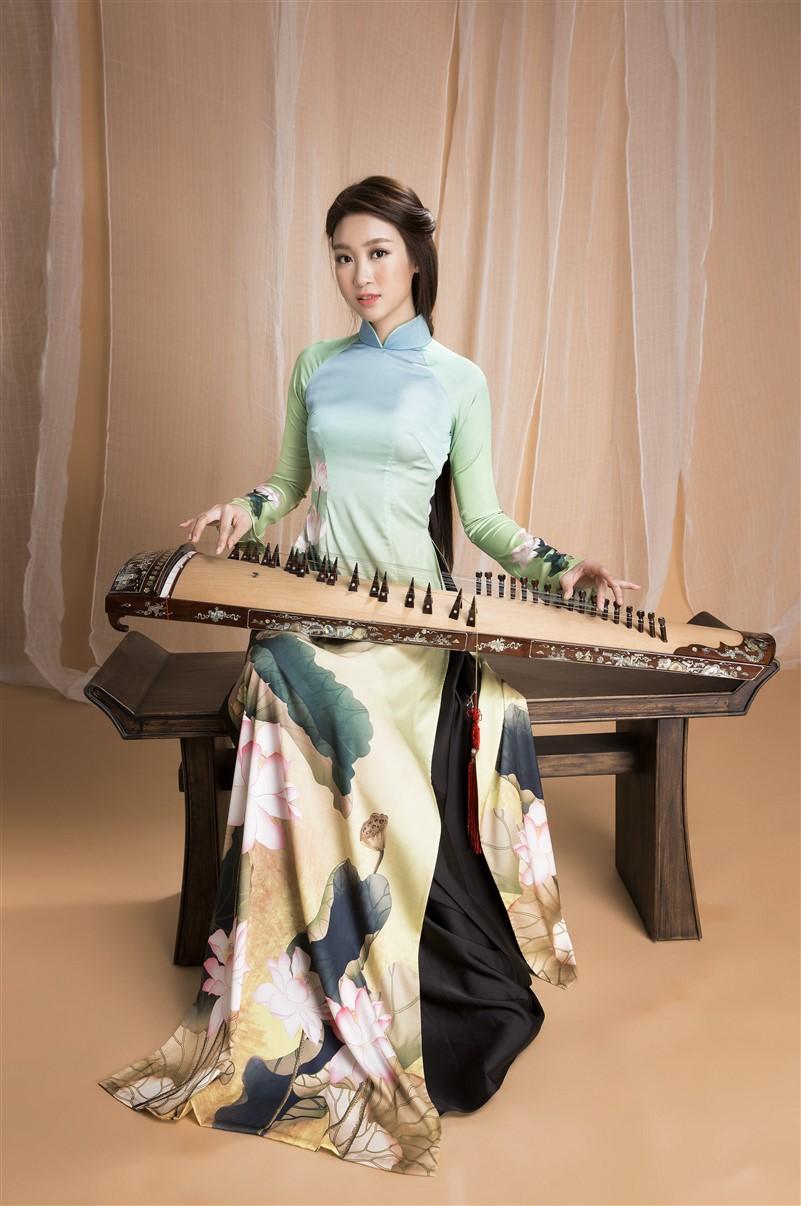 Hoa hau Do My Linh (11)
