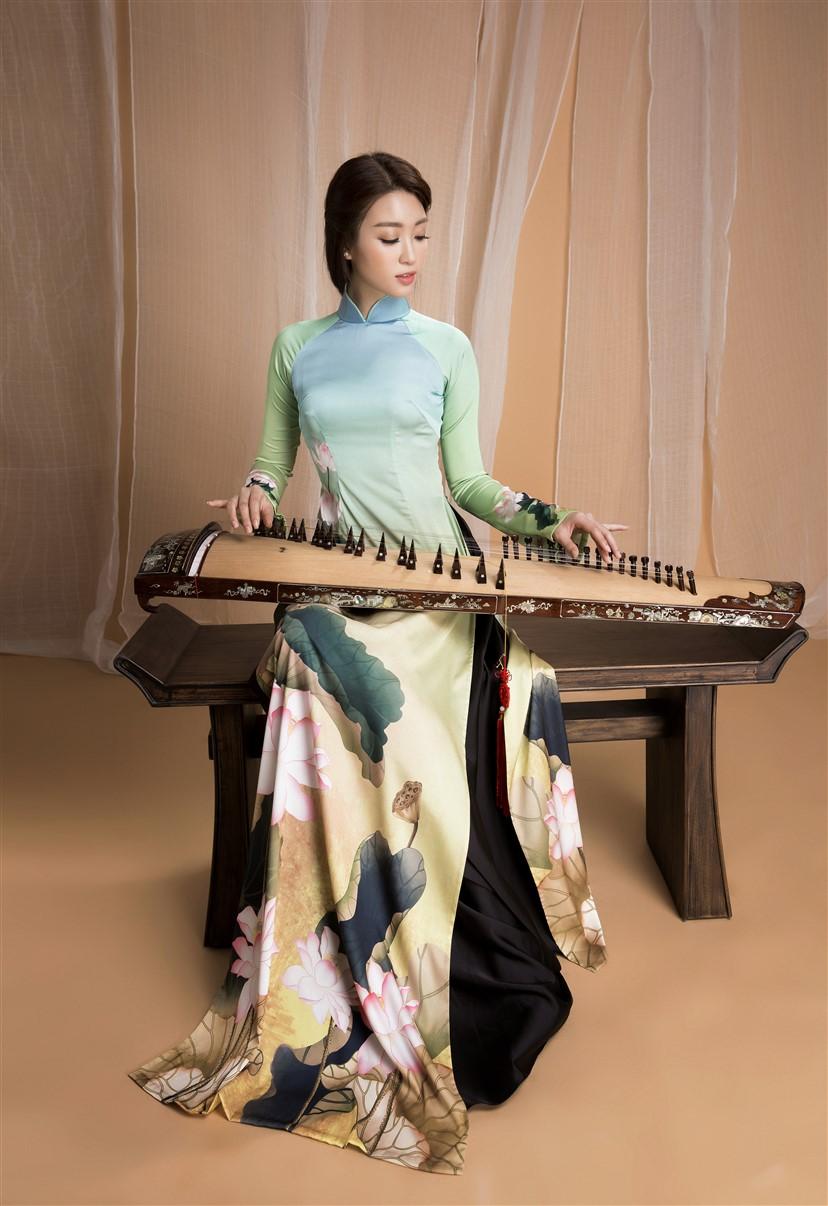 Hoa hau Do My Linh (12)