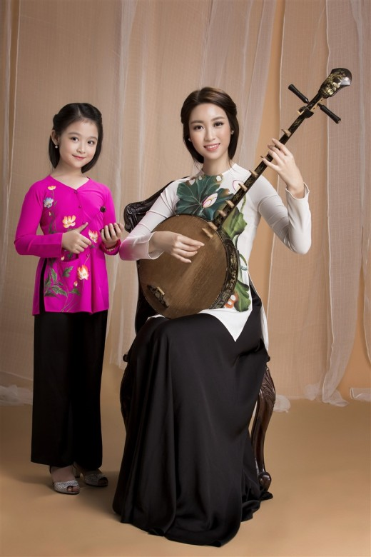 Hoa hau Do My Linh (18)
