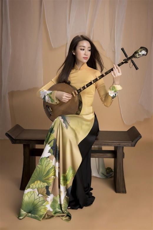 Hoa hau Do My Linh (2)