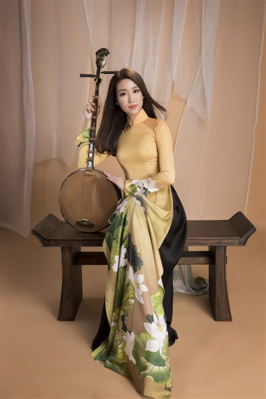 Hoa hau Do My Linh (3)