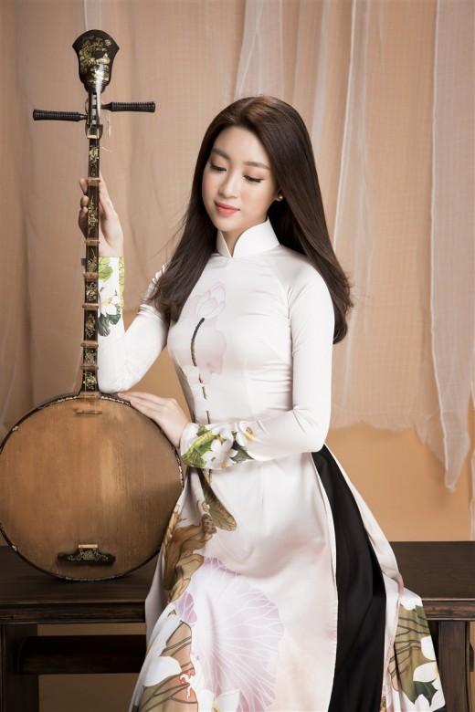 Hoa hau Do My Linh (6)