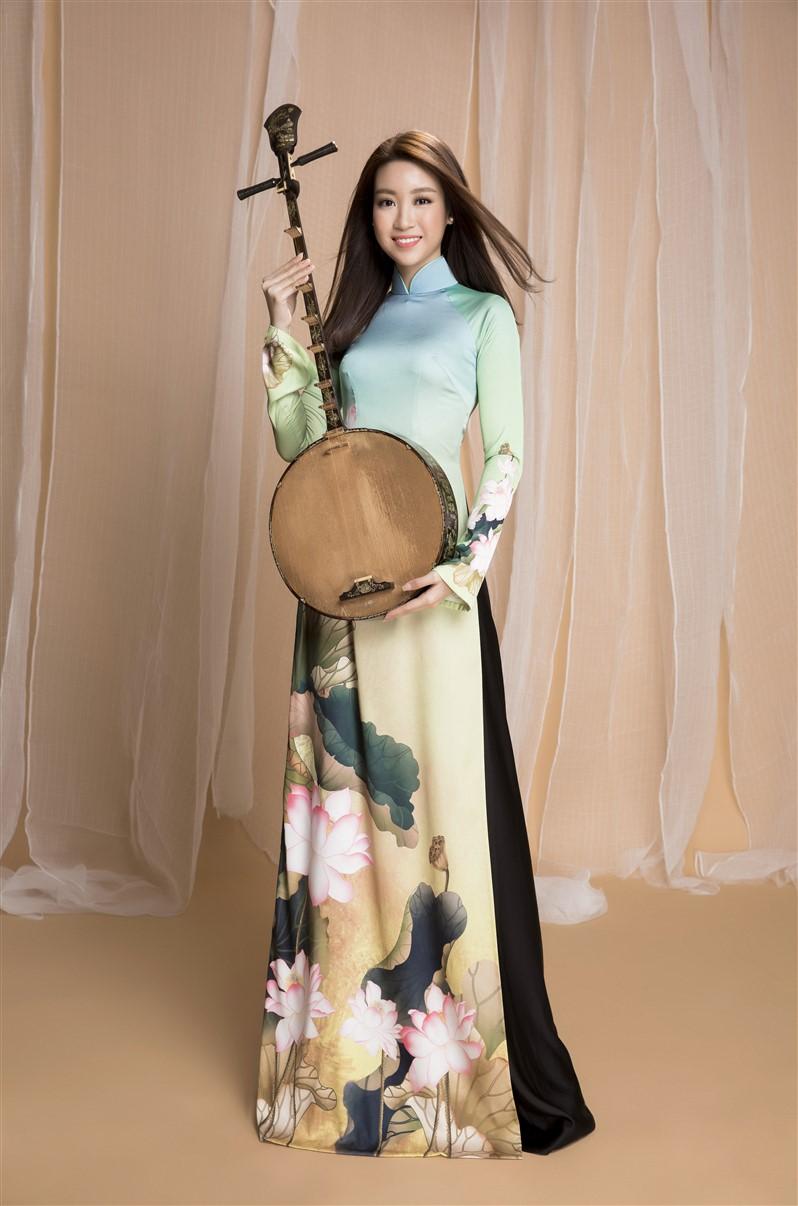 Hoa hau Do My Linh (8)